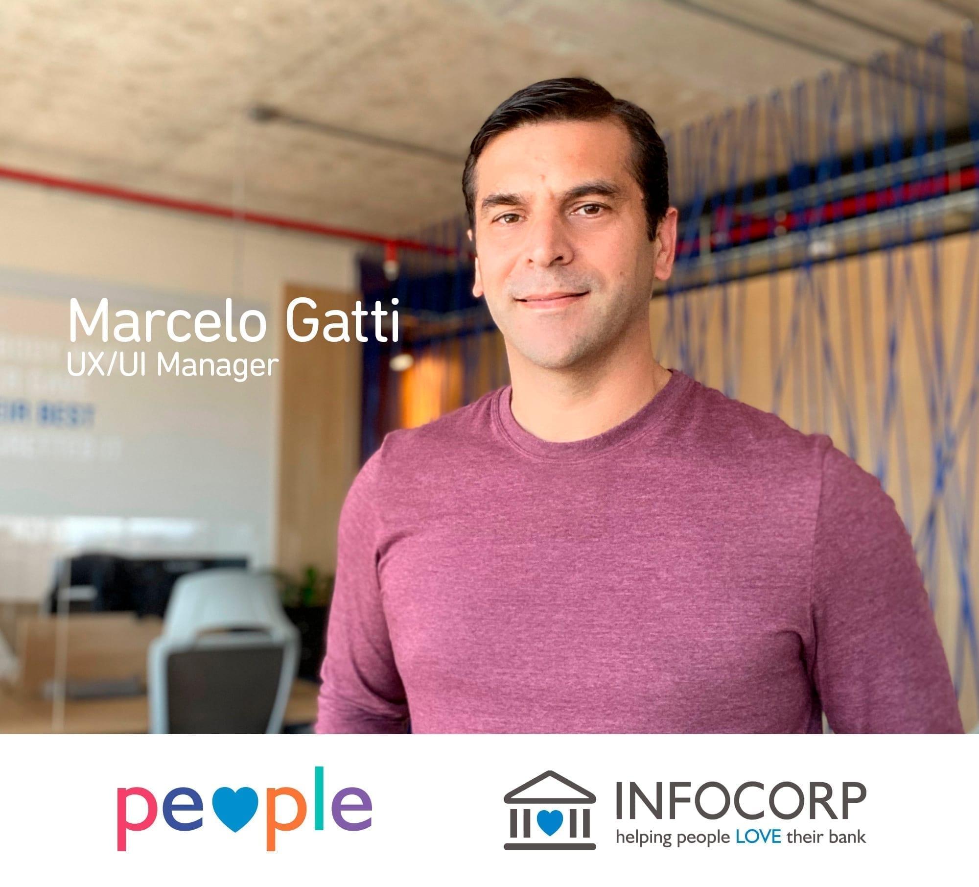Marcelo Gatti habla sobre UX ¿Querés saber más?