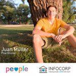 Juan Müller: del amor por las pantallas, a la programación